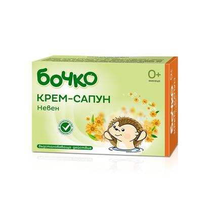 Снимка на БОЧКО КРЕМ-САПУН НЕВЕН 75 ГР.
